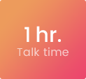 1hr-talk-time